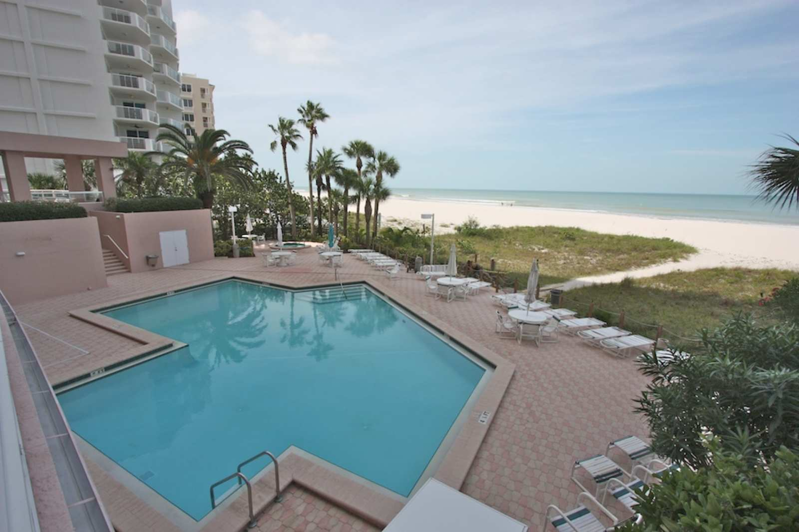Clearwater Vacation Al 12b Crescent Beach Club Condo On Itrip