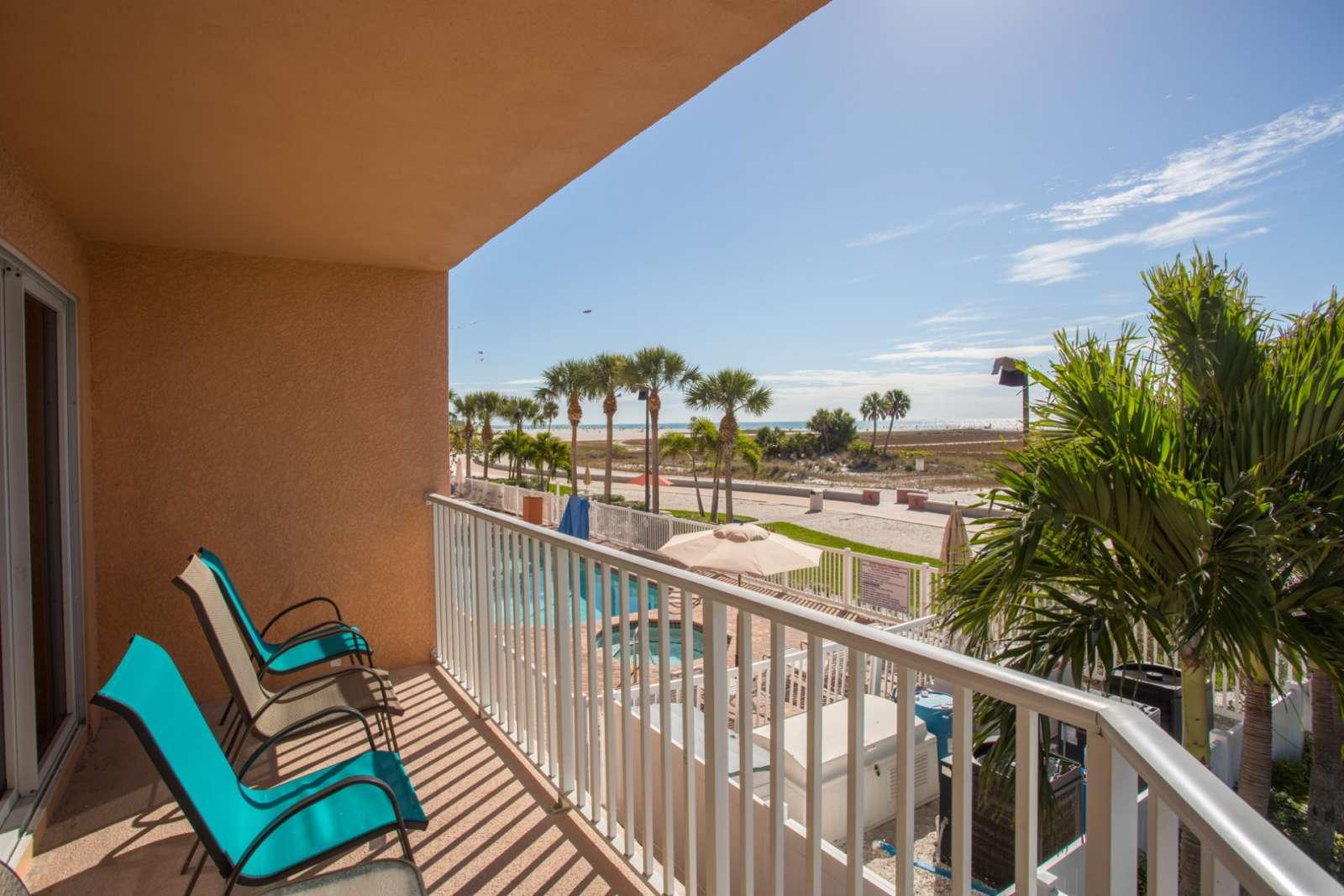 Treasure Island Vacation Al 206 Surf Beach Resort Condo On Itrip