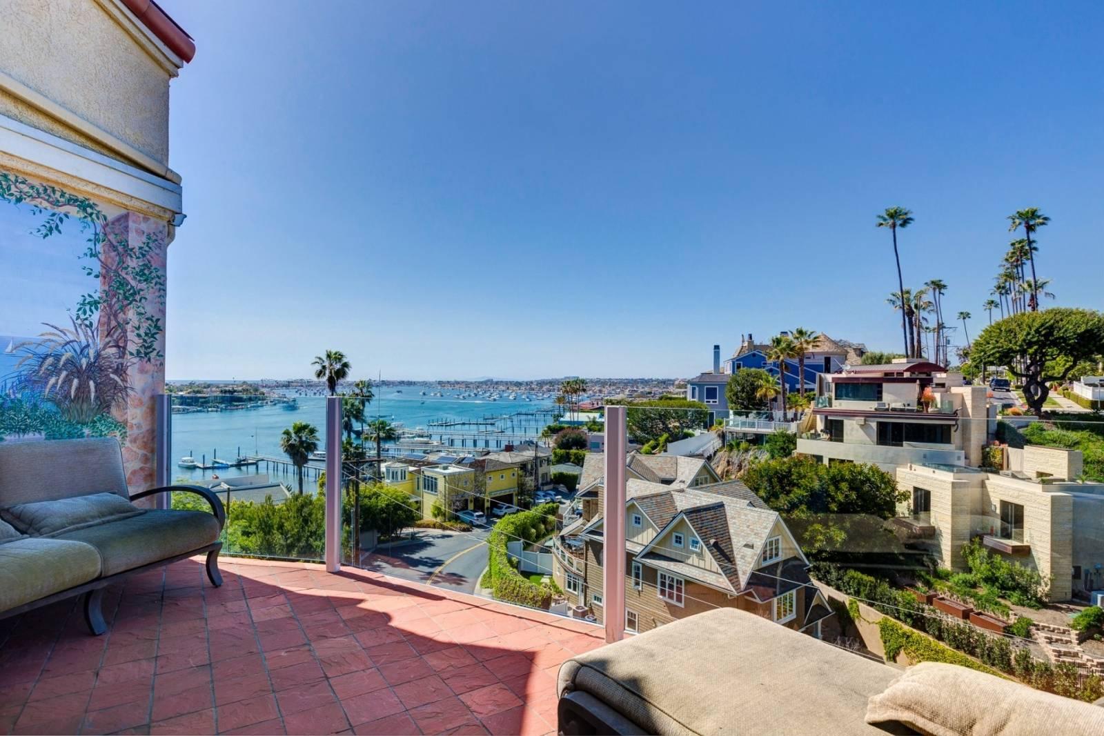 Corona del Mar Vacation Rental | Panoramic Harbor and Ocean Views ...