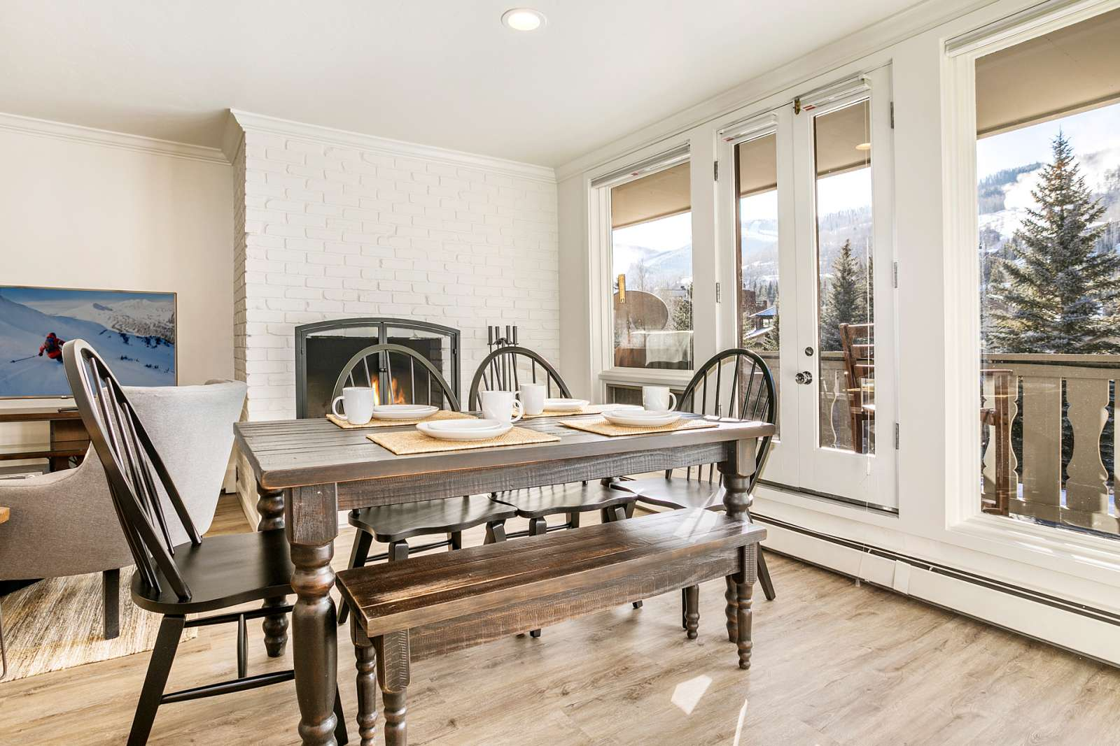 Vail Vacation Rental Newly Remodeled Convenient Location On In