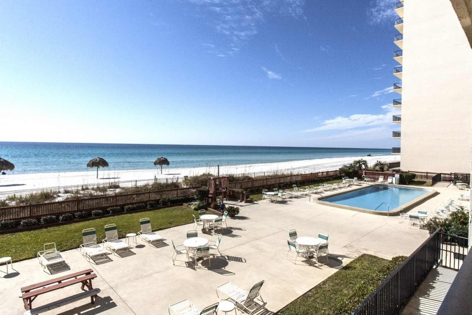 Panama City Beach Vacation Al 209 Mariner West East End Condo On Itrip