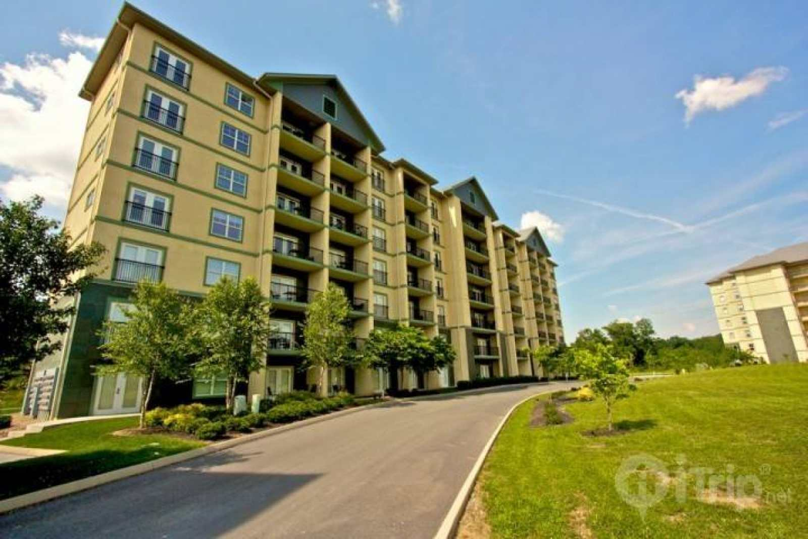 pigeon forge vacation rental mountain view luxury condo in the