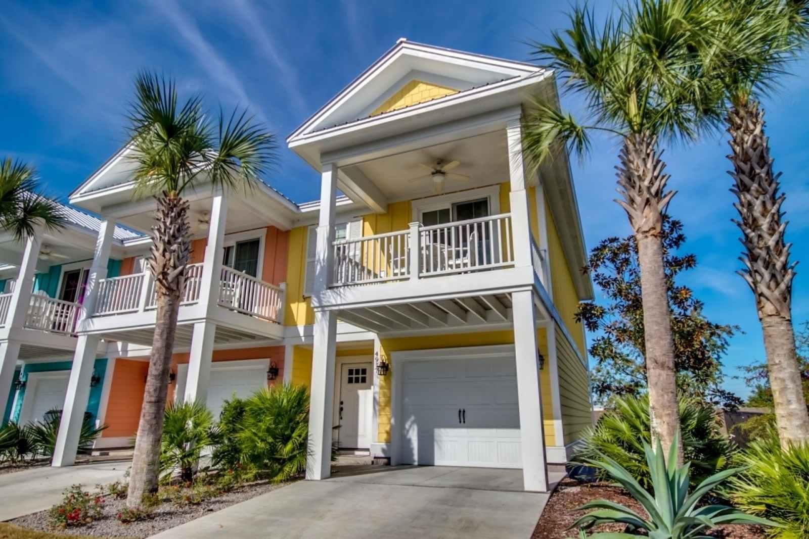 North Myrtle Beach Vacation Al Plantation Cinzia Lane 4917 Villa On Itrip