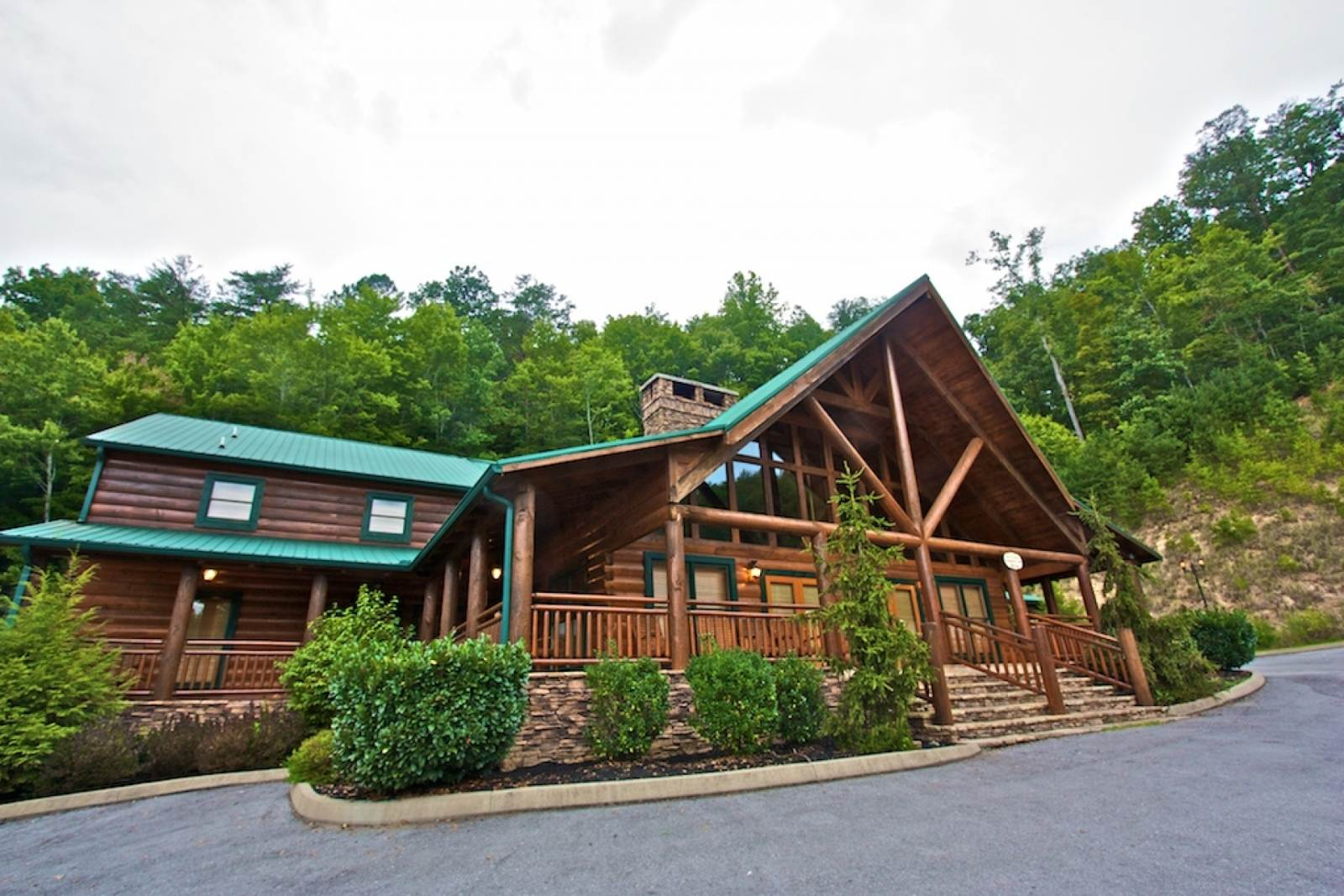 vacation rentals tn cabins tennessee mountain log around nashville heven rental near camping in