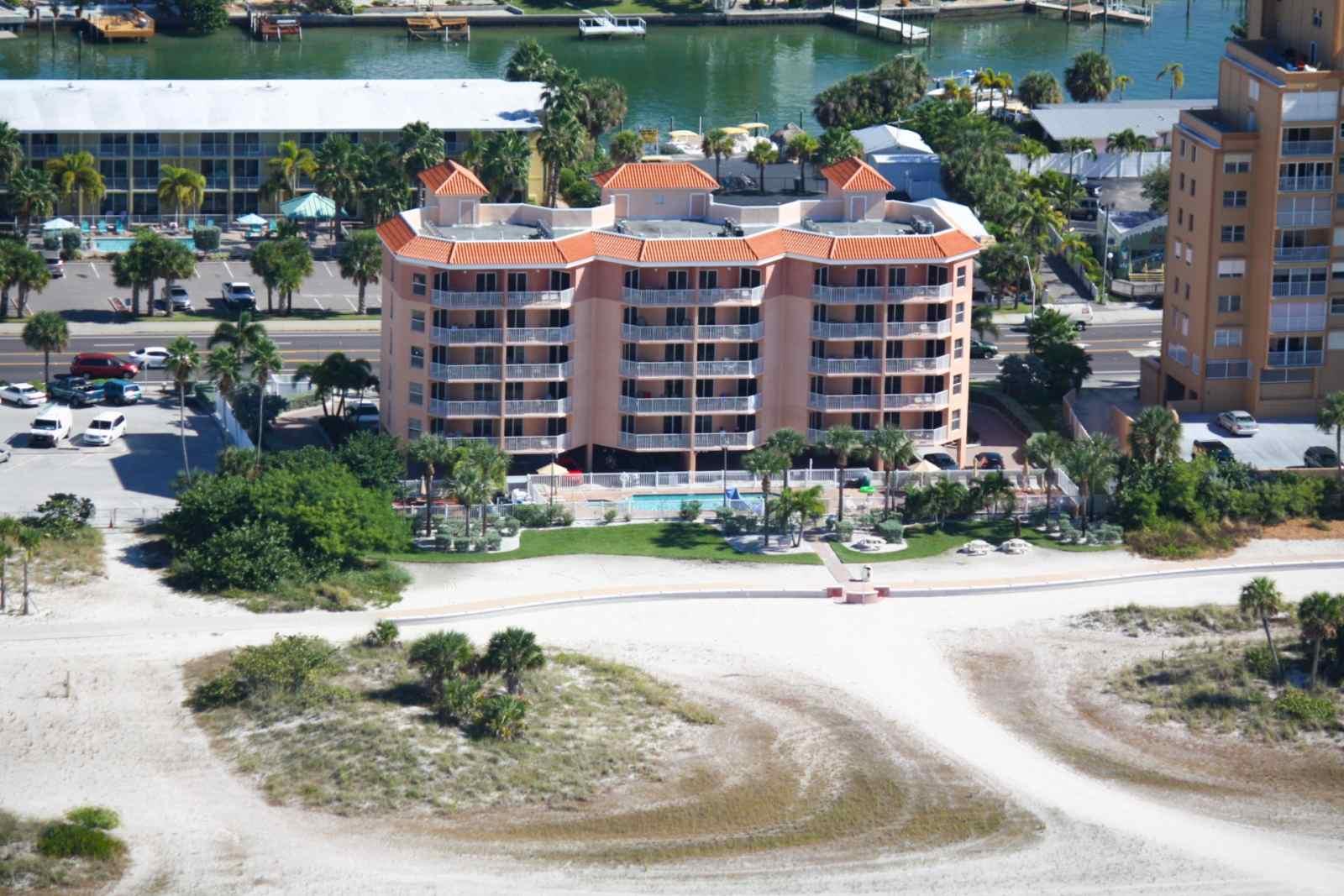 Treasure Island Vacation Al 304 Surf Beach Resort Condo On Itrip