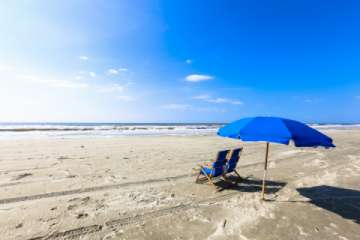 Relax on one of the 5 spectacular Charleston Beaches! (Pic)