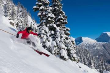 World Class Skiing minutes from Urban Living (Pic)